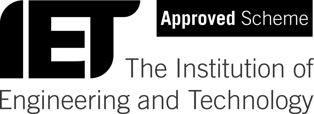 IET_APPROVED_SCHEME Logo