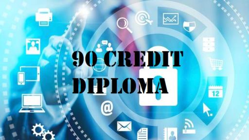 90 Credit diploma in IT