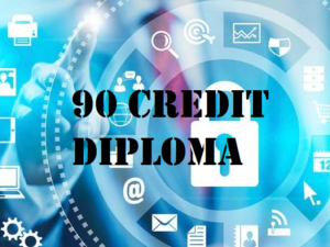 90 Credit diploma in IT