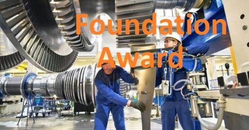 Foundation Award - AME
