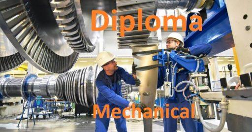 Diploma Engineering Mechanical
