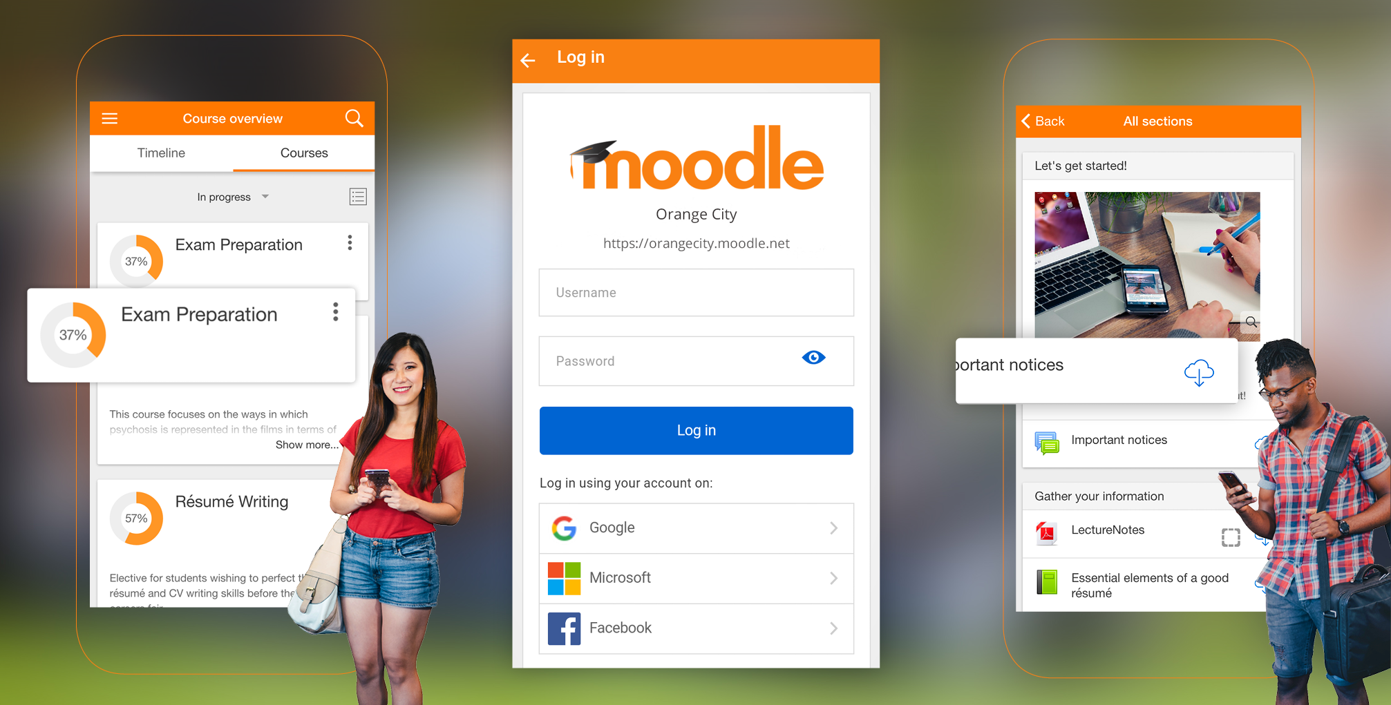 Moodle Mobile