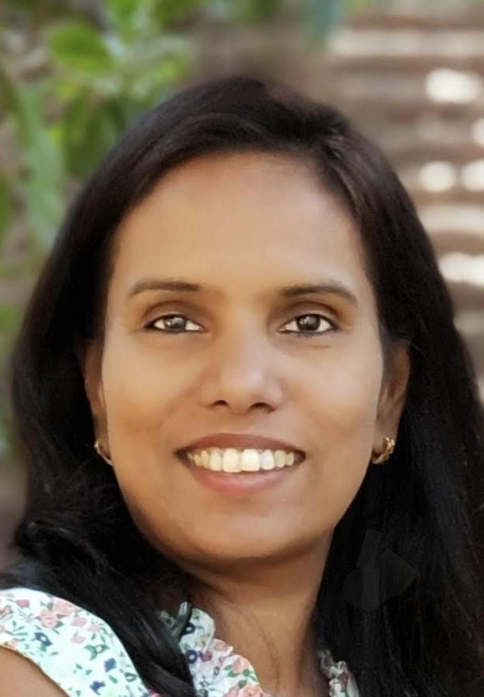 Vijaya Manchem M.Sc CEng AMIE