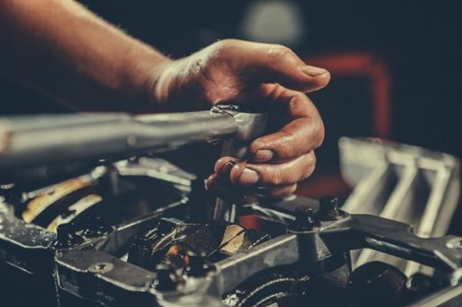 NVQ Mechanical Maintenance